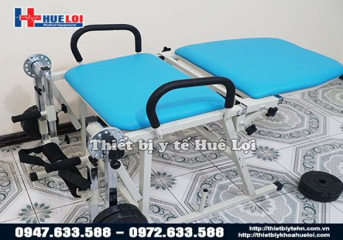 Ghế tập cơ chân cho người bệnh