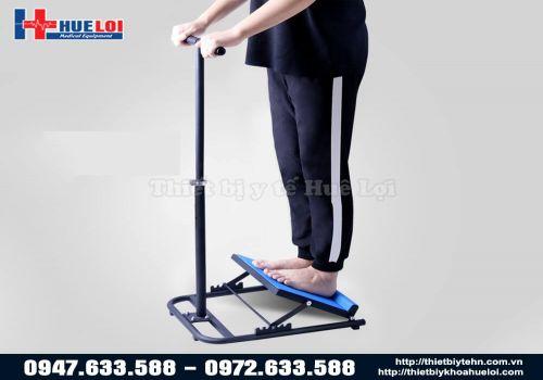 bàn đạp tập giãn cơ chân tập phục hồi chức năng khớp cổ chân