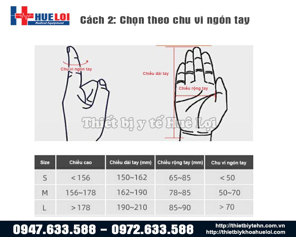 cách chọn găng tay phục hồi chức năng phù hợp