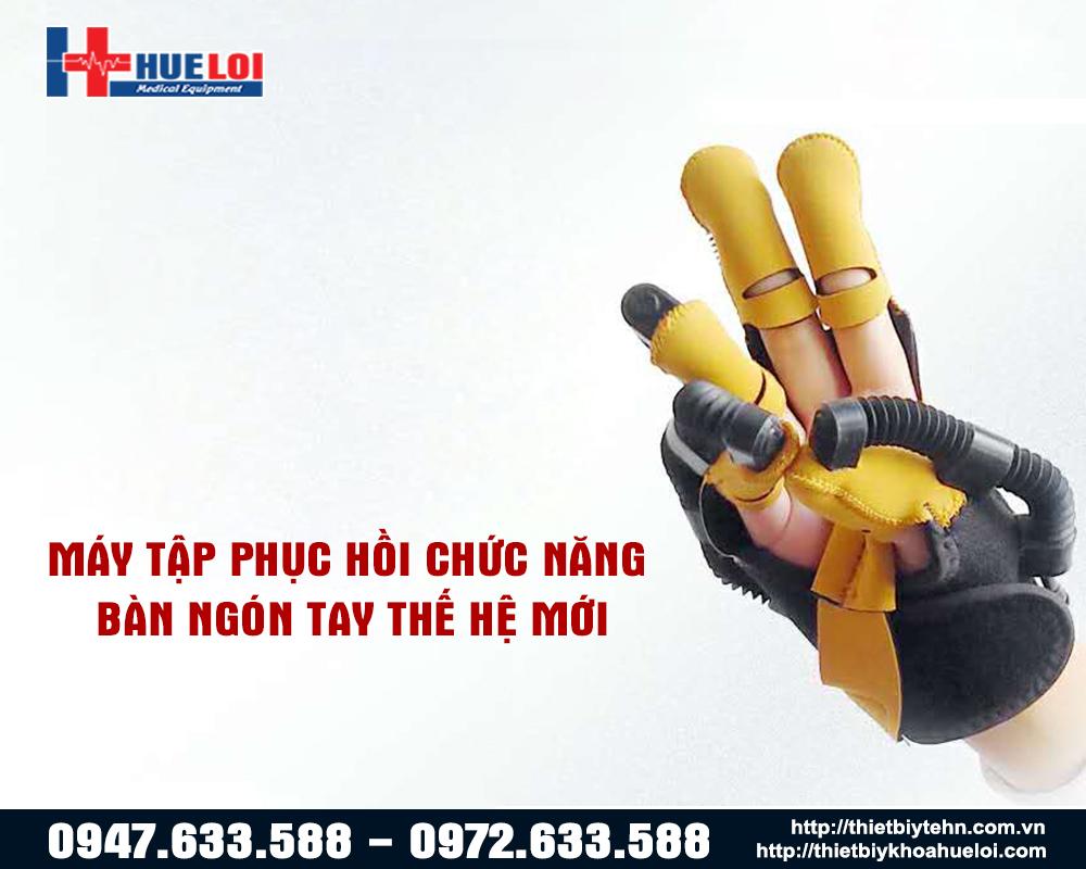 găng tay phục hồi chức năng cho người tai biến